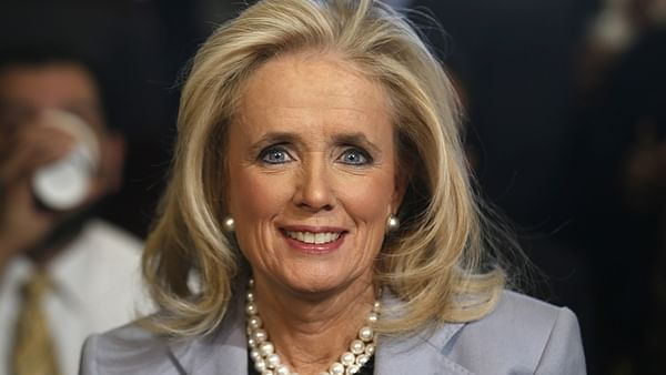 US Congresswoman Debbie Dingell