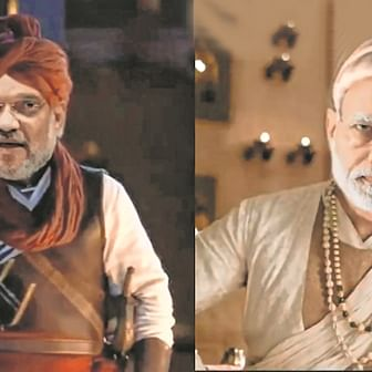 Morphed 'Tanhaji' clip recoils on BJP