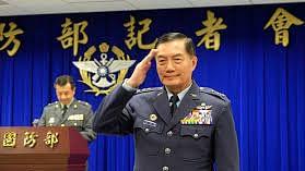 Chopper crash kills Taiwan army chief