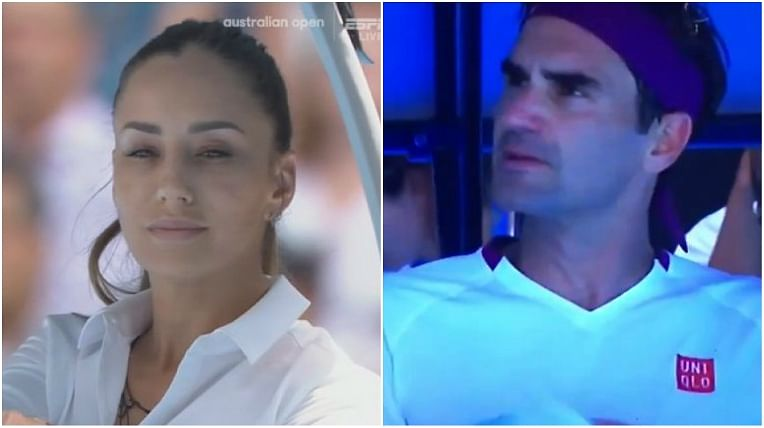 'Marijana is not here for your complaints': Twitter lauds chair umpire after she stands up to Roger Federer