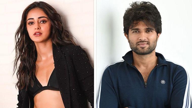 Not Janhvi Kapoor, but Ananya Panday to star opposite Vijay Deverakonda in 'Fighter'