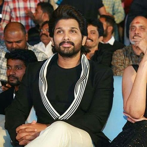 Allu Arjun, Tabu attend South India's 'biggest musical' event