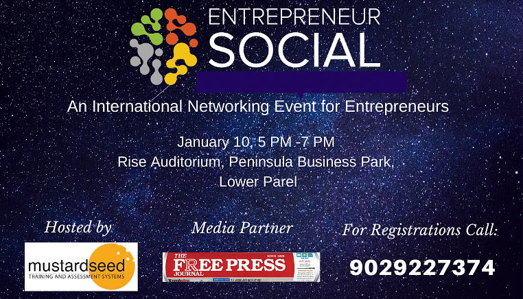 International Business Networking event at Lower Parel