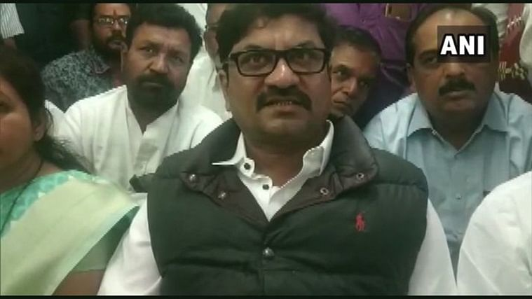 Maharashtra Cong MLA threatens to resign after being denied cabinet ministerial berth