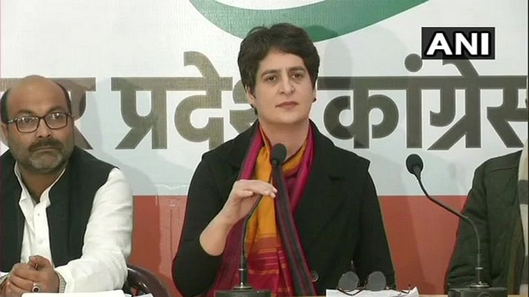 Priyanka Gandhi vacates her 'home' of  23 years