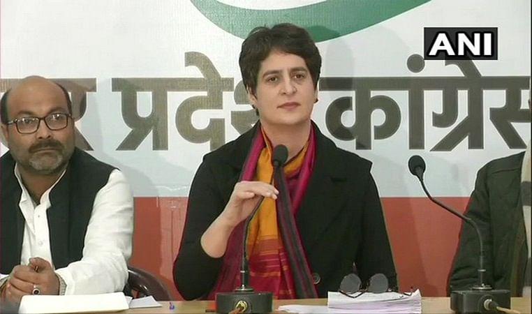 Priyanka Gandhi Vadra