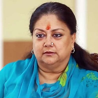 Vasundhara Raje tests negative for coronavirus after attending Kanika Kapoor's party
