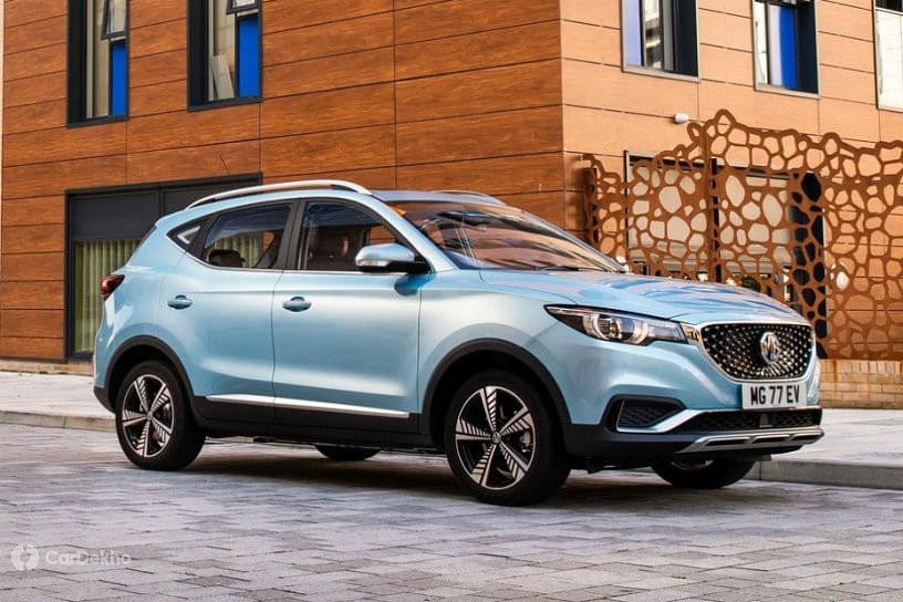 Get ready for more SUVs from MG Motor at Auto Expo 2020