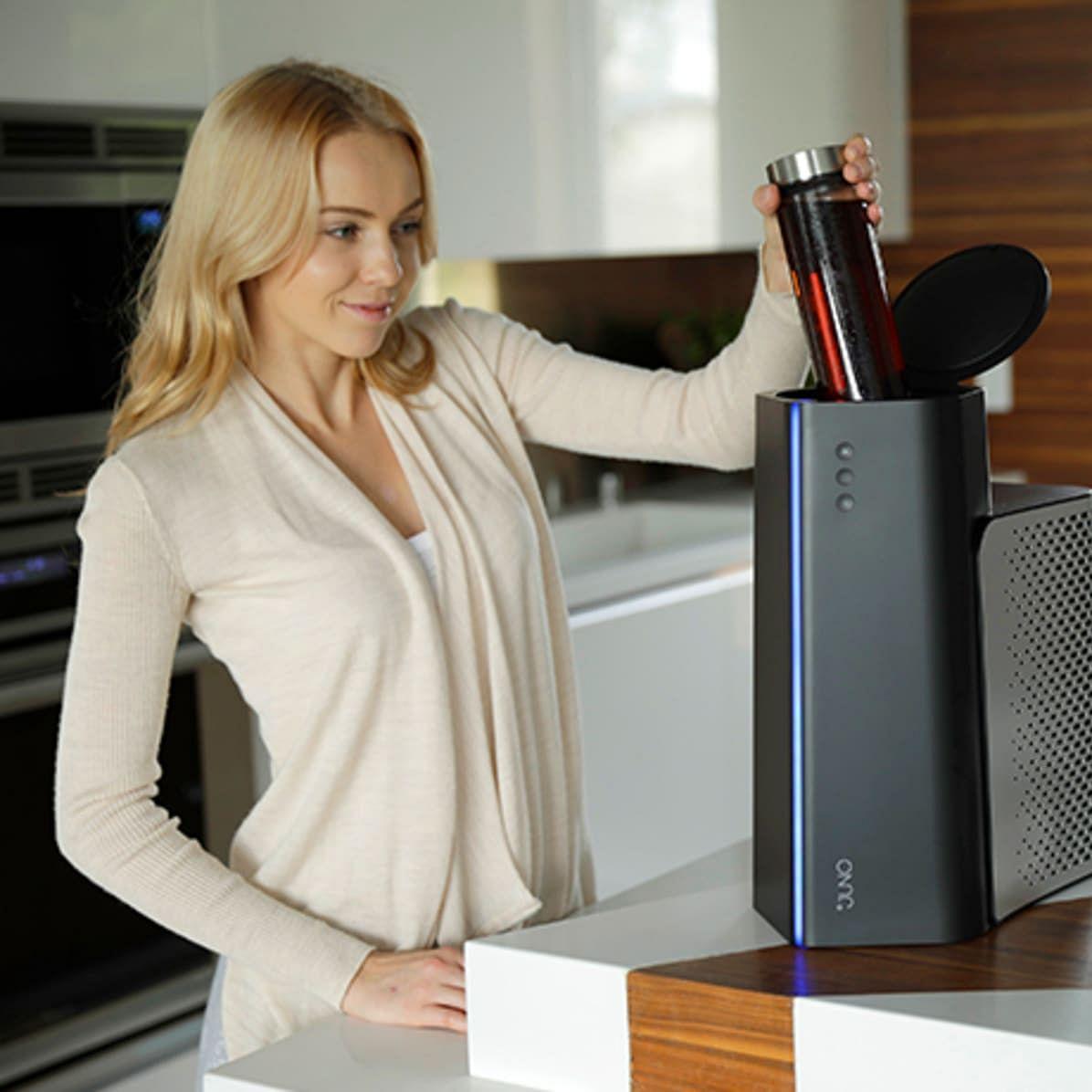 Consumer Electronics Show 2020: Matrix unveils 'reverse' microwave