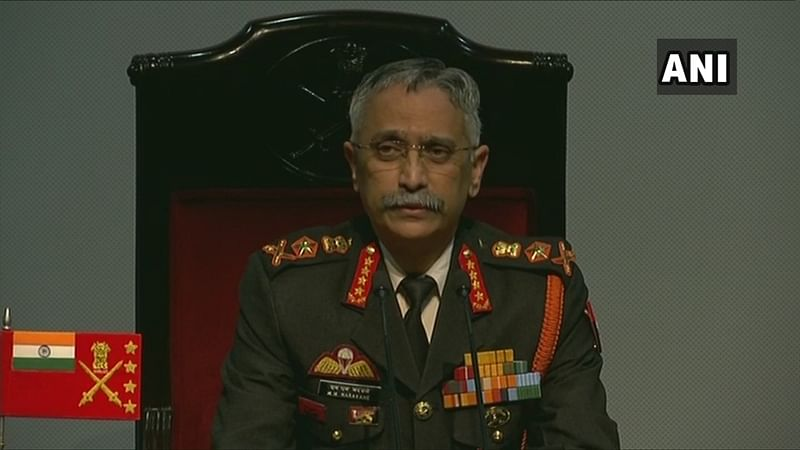 Army Chief Gen M M Naravane