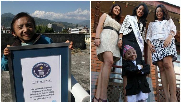 World's shortest man Khagendra Thapa Magar dies of pneumonia in Nepal at 27
