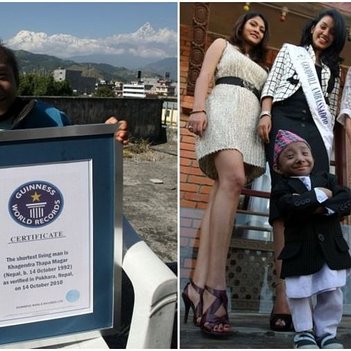 World's shortest man Khagendra Thapa Magar dies of pneumonia in Nepal at 27