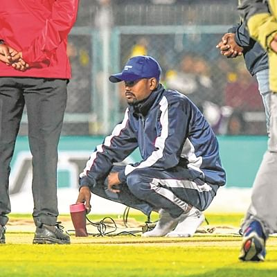 Match cancelled due to lack of proficiency T20I game against Sri Lanka at the Barsapara Stadium
