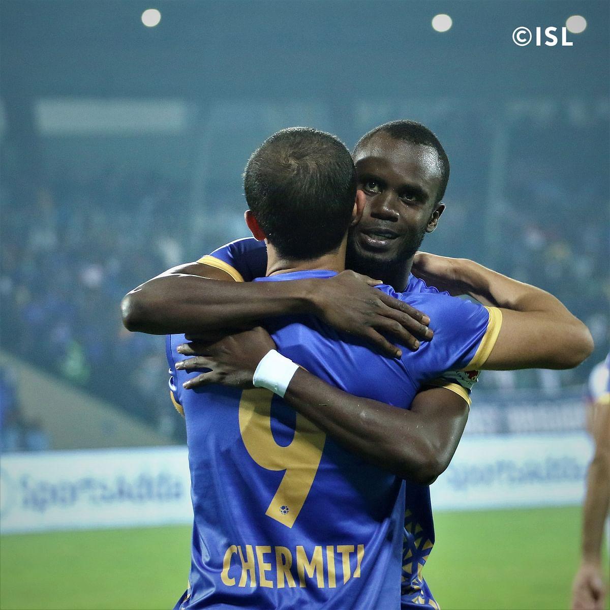 ISL: Mumbai City FC's supremacy intact