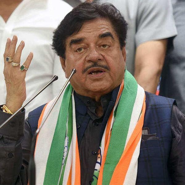 Senior Congress leader Shatrugan Sinha slams BJP IT cell, calls for peaceful march