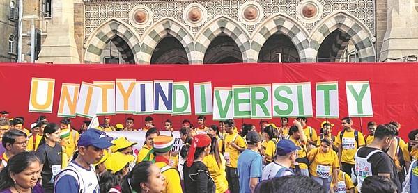 Unity in diversity, acid attack: Themes of Mumbai Marathon 2020