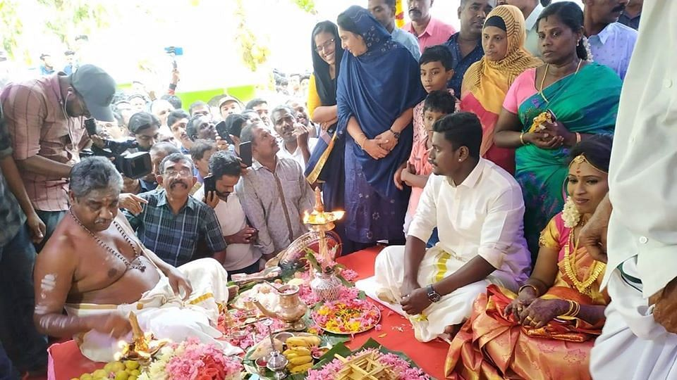 Kerala mosque hosts Hindu wedding, Twitter hails 'God's own country'