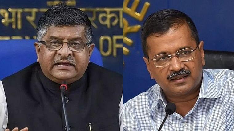 'Platform for tukde tukde gang': Ravi Shankar Prasad spars with Arvind Kejriwal over Shaheen Bagh protests
