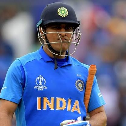 Former Pak captain hails MS Dhoni  for changing face of Indian cricket