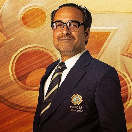 Meet Pankaj Tripathi as PR Man Singh, the 'Man Manager' of '83 squad