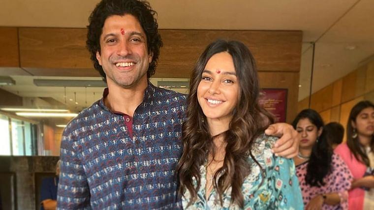 Farhan Akhtar-Shibani Dandekar to marry post 'Toofan' release?