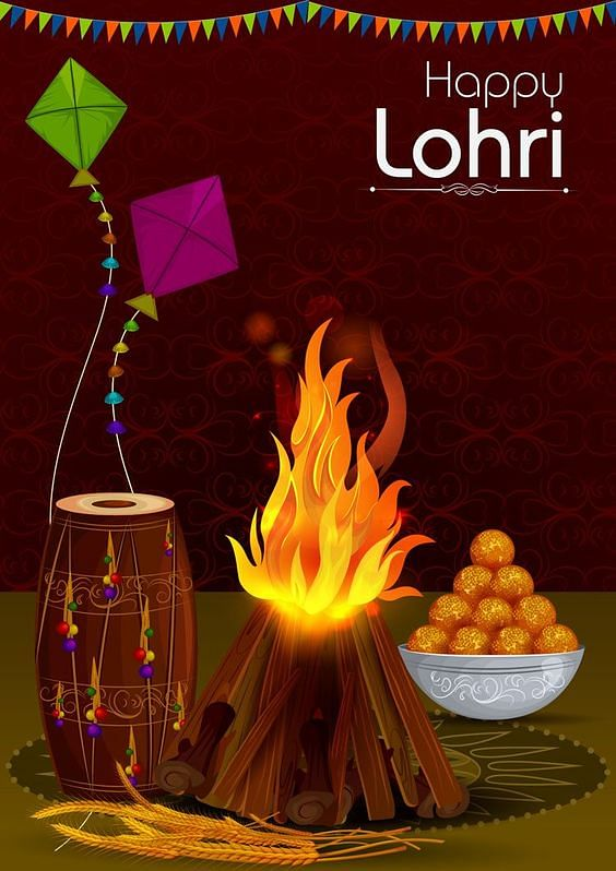 Lohri 2020: Wish your loved ones with these thoughtful quotes and images on WhatsApp, Facebook and Instagram