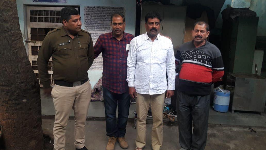 Indore: Land mafia on the run arrested