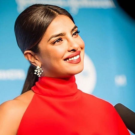 Priyanka Chopra urges world's billionaires to draw an end to extreme poverty
