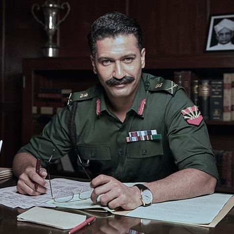 Vicky Kaushal to begin work on Meghna Gulzar's 'Sam Manekshaw' biopic after 'Takht'