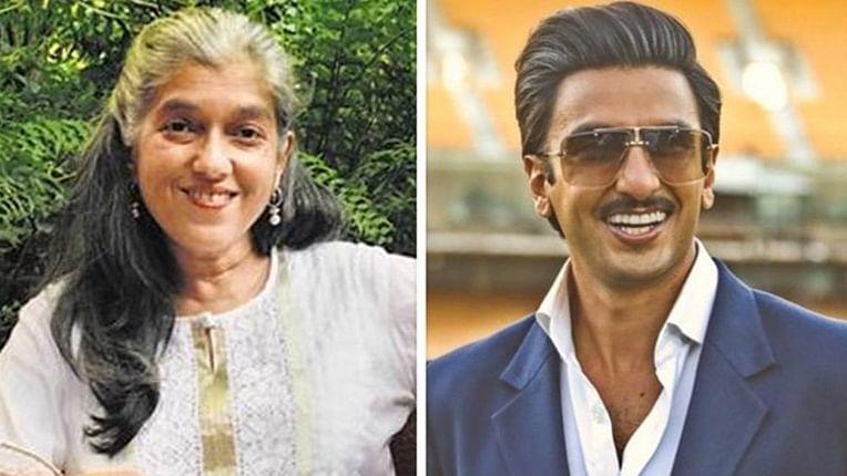 Ratna Pathak Shah to essay the role of  Ranveer Singh's mother in 'Jayeshbhai Jordaar'