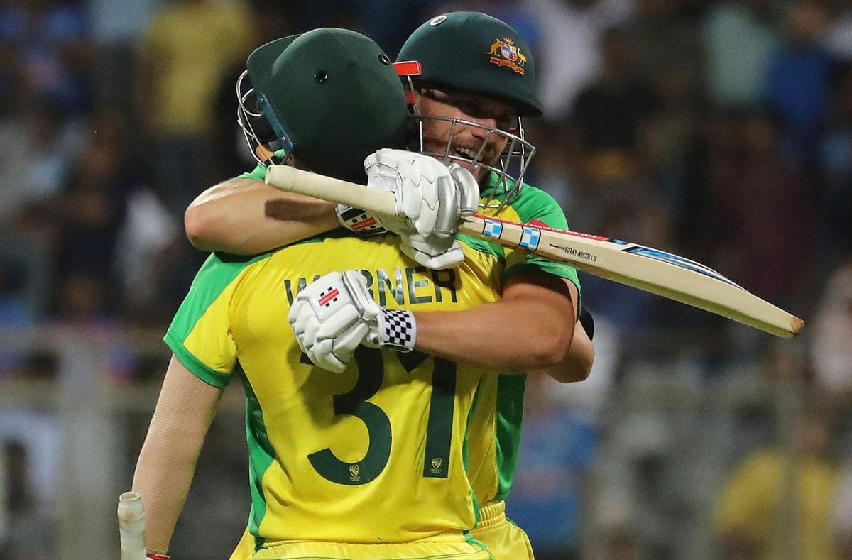Record books on fire as Australia dismantle India in 1st ODI at Mumbai