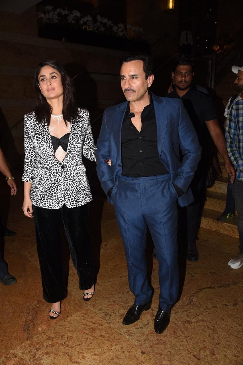 Kareena Kapoor's tacky pantsuit featuring her sexy bralette is a fashion disaster