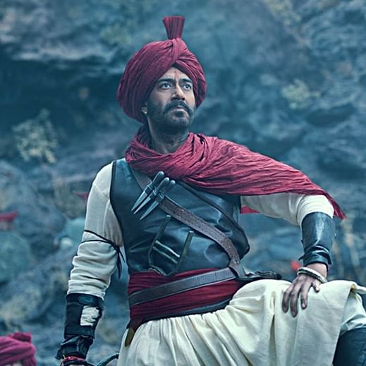 'Tanhaji: The Unsung Warrior' Movie Review - Ajay Devgn starrer is a visual treat