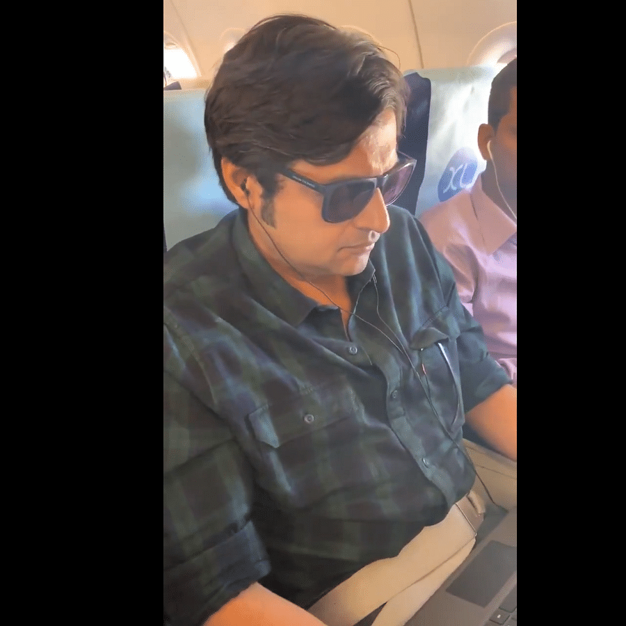 Kunal Kamra heckles Arnab Goswami on a flight: Why it's legally and morally wrong