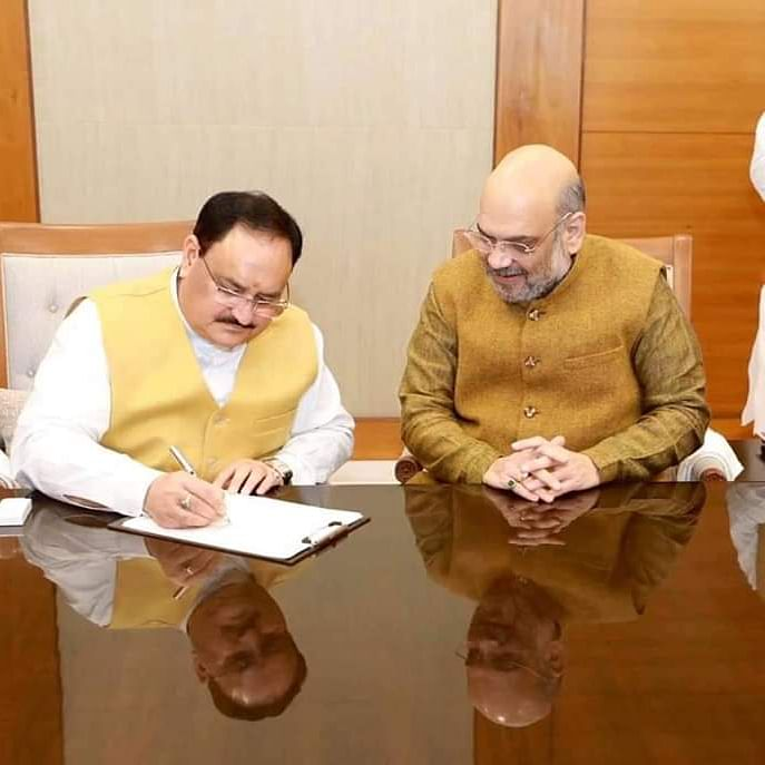 Four challenges facing new BJP chief JP Nadda