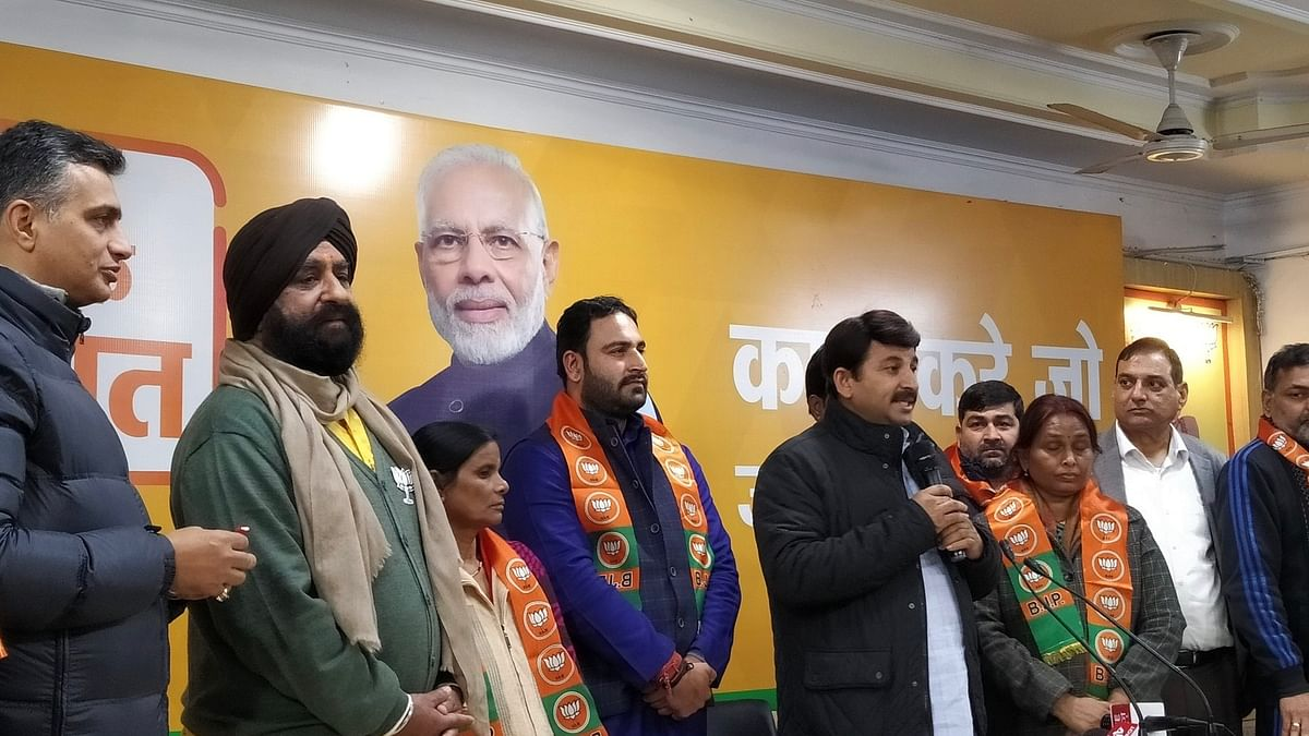 As BJP announces its allies for Delhi polls with no mention of Akali Dal, SAD leader says still hopeful