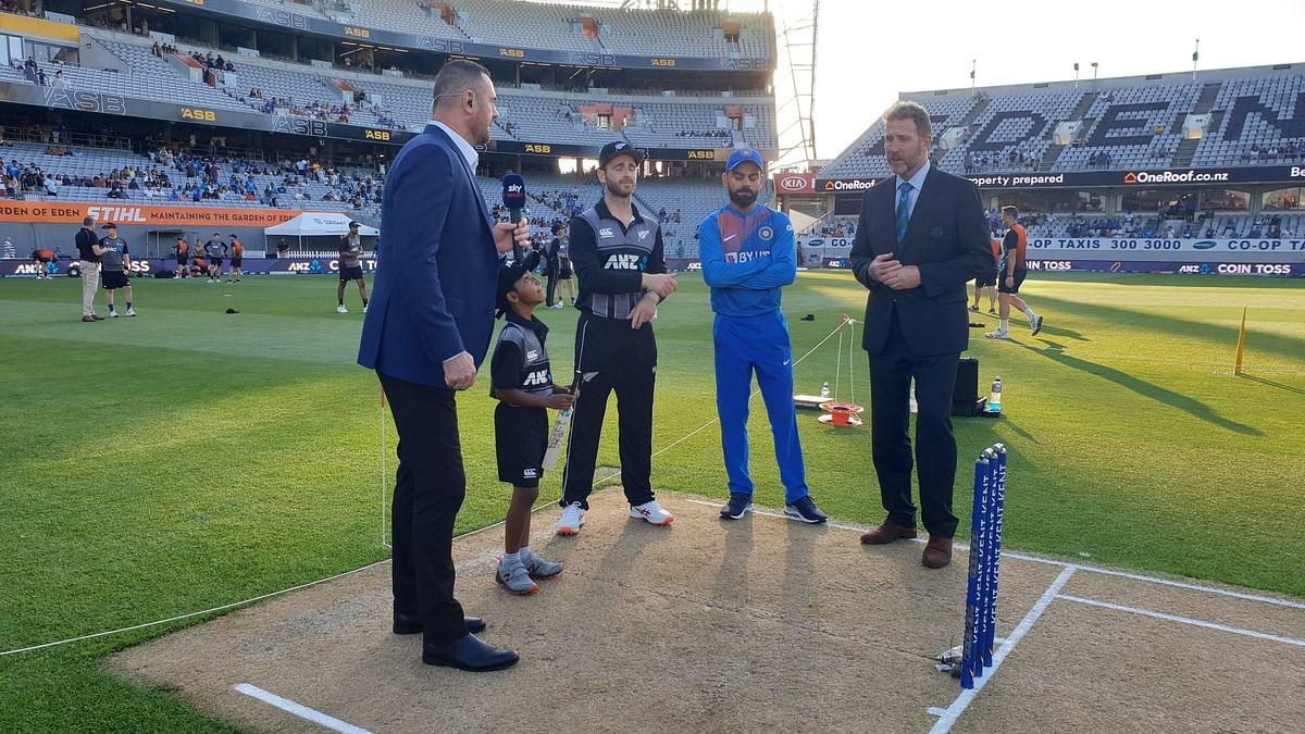 NZ vs IND 2nd T20I: New Zealand win toss, opt to bat