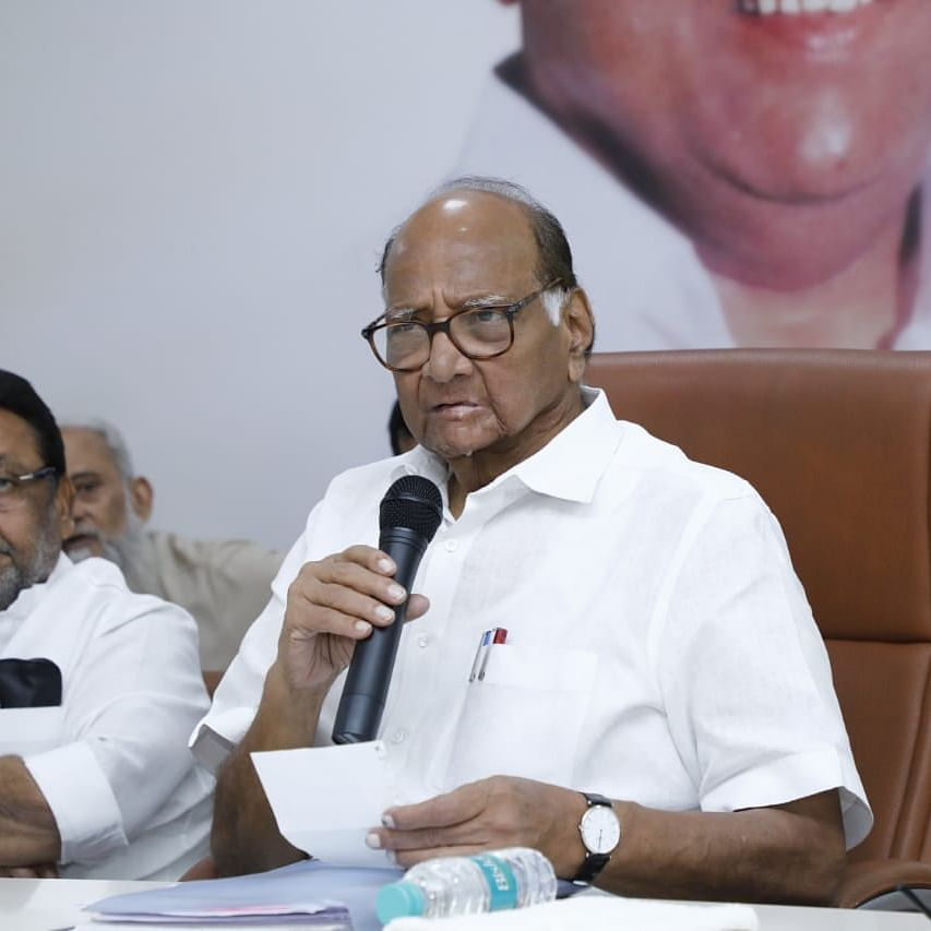 'Muslims did not vote for BJP in state polls': Sharad Pawar claims minorities wanted saffron party out of power
