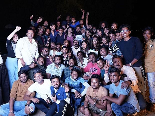 It's a wrap for Sidharth Malhotra and Kiara Advani's 'Shershaah'
