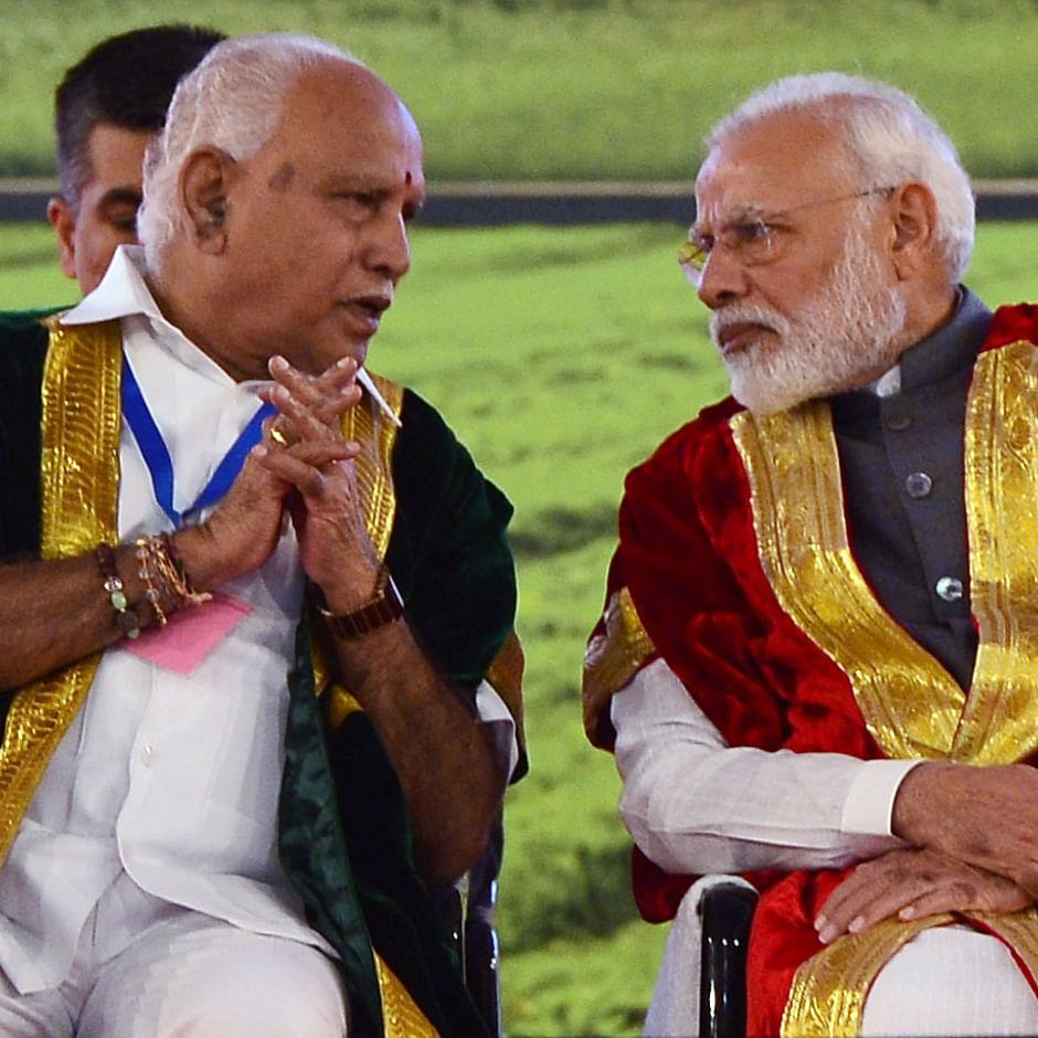 PM assures Central aid to Karnataka, says CM Yediyurappa