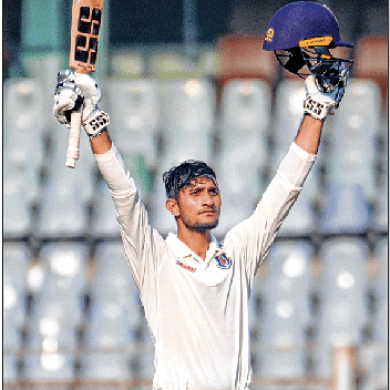 Ranji Trophy: Upendra ups UP with a double-ton
