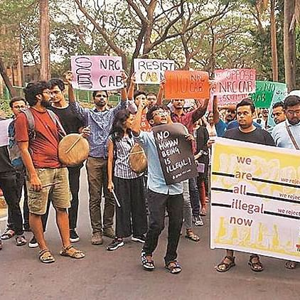 "Students of IIT Bombay receive warning on ""anti-national activities"""
