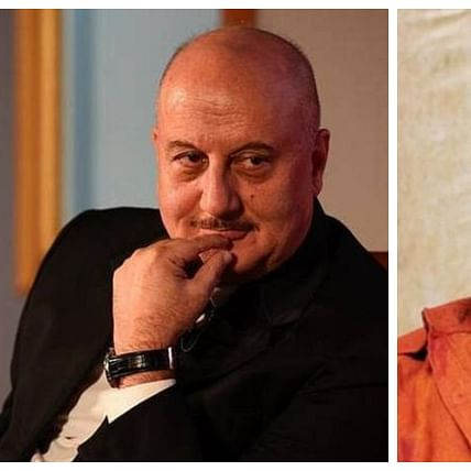 Anupam Kher buries long-time hatchet with Naseeruddin Shah, wishes for his speedy recovery