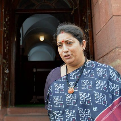 30L women screened for cervical cancer under AB-PMJAY: Smriti Irani