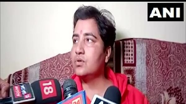 Pragya Thakur receives threatening letter with harmful chemicals, files police complaint
