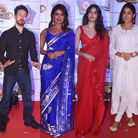 Umang 2020: Janhvi, Kriti, Priyanka, Sara sizzle in style at event organised by Mumbai Police