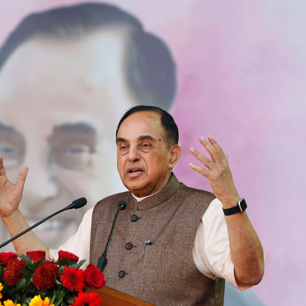'Finally Swamy has qualified to be one of our ministers': Twitter roast Subramanian for 'Goddess Lakshmi' remark