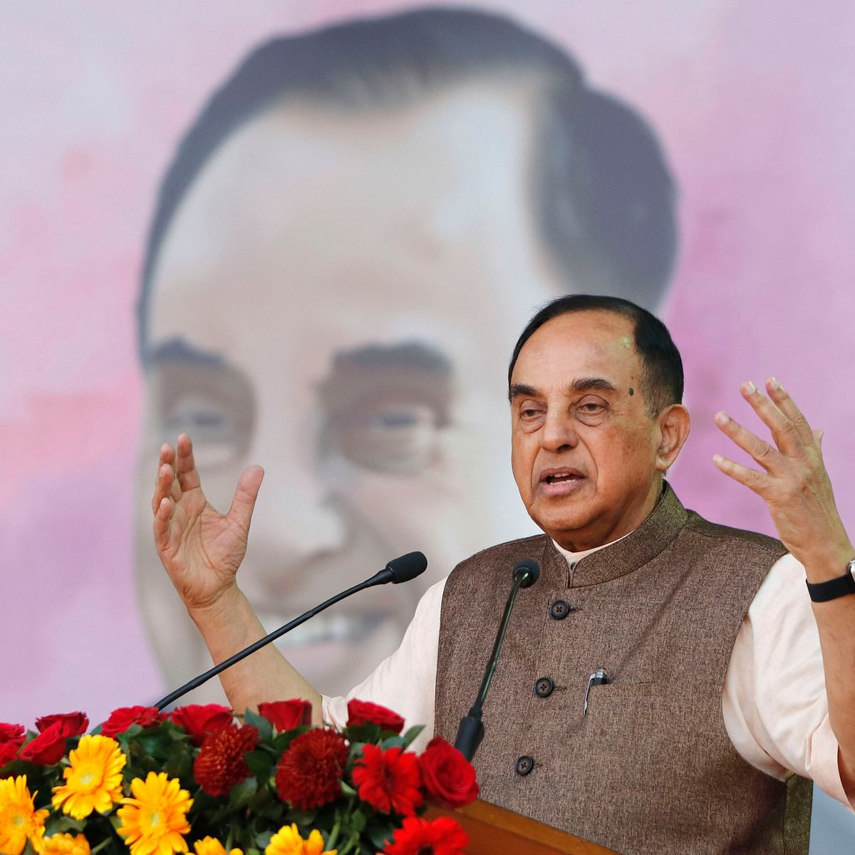 'Only a war can rectify it...': Subramanian Swamy questions lack of white paper on India-China stand off