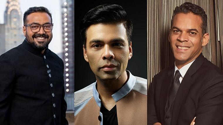 Netflix announces three new films from Anurag Kashyap, Karan Johar and Vikramaditya Motwane