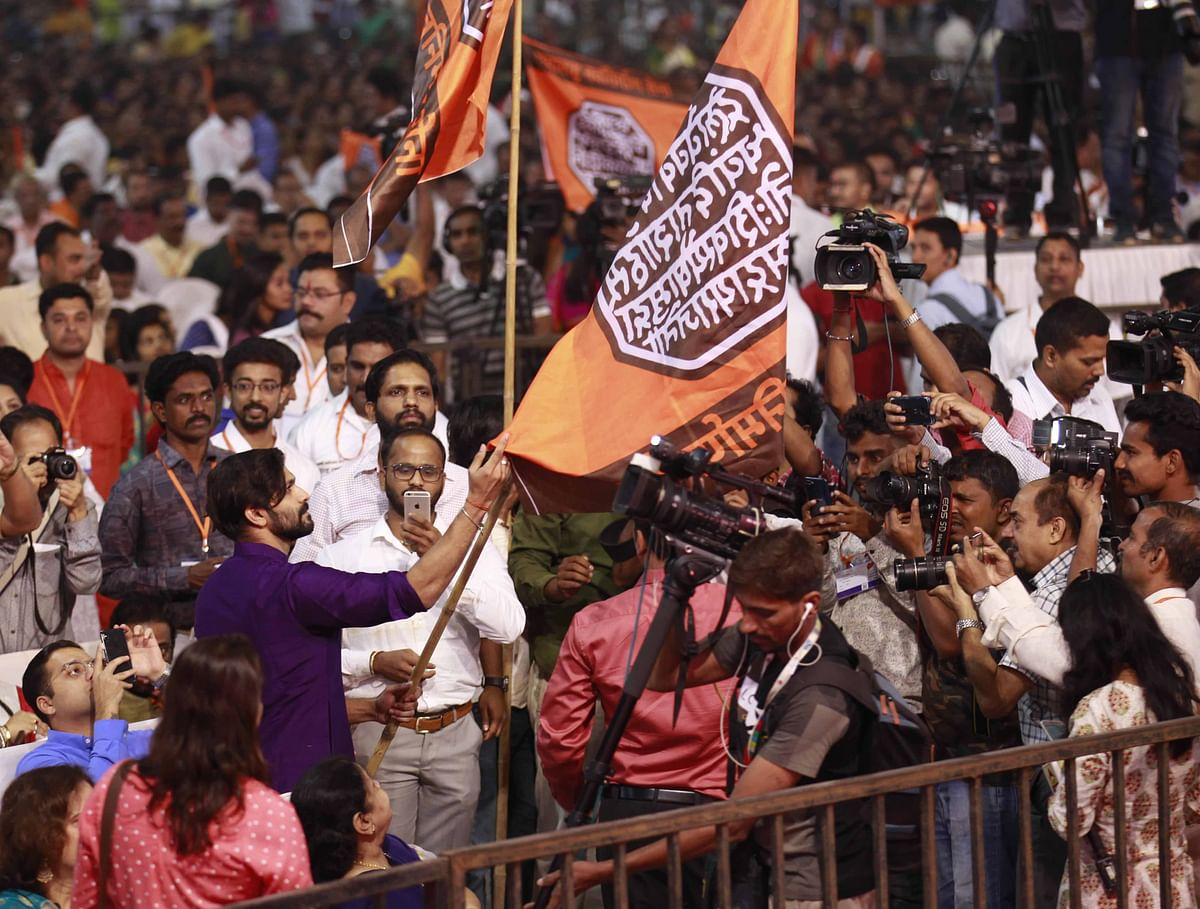 MNS launches Raj Thackeray's son Amit  as party leader